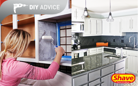 DIY Advice: Renovating your Kitchen Cupboards