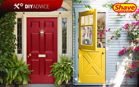 DIY Advice: Update your door