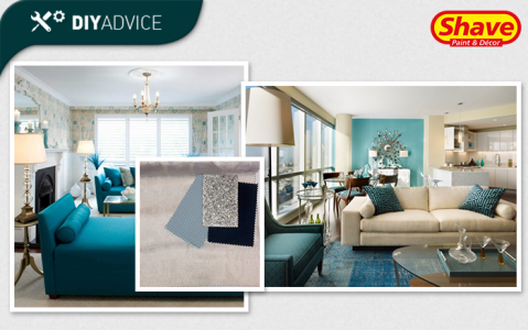DIY Advice: Incorporating Teal in your home