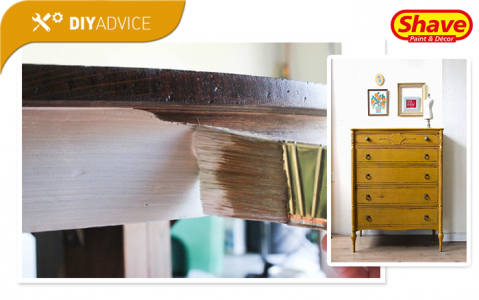 DIY Advice: How To Paint Furniture