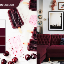 Eat in Colour_Burgundy