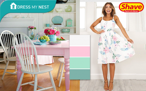 Dress My Nest 132
