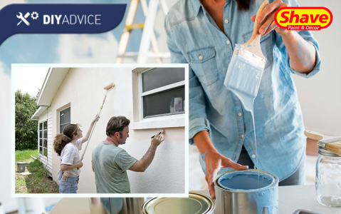 DIY Advice – Preparing Your Walls For Painting