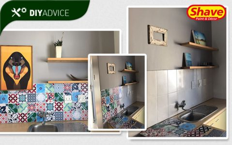 DIY Advice: How To Install Wall Tiles