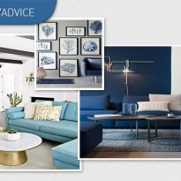 DIY Advice: Dos & Don'ts of using Blue