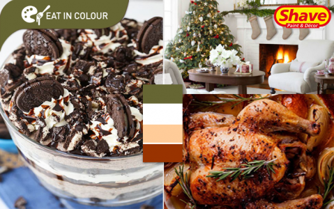 Eat In Colour – Christmas Favourites