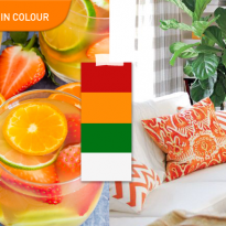 Eat In Colour – Tropical Sangria