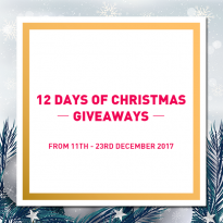 12 Days Of Christmas – Terms and Conditions