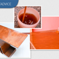 DIY Advice – Varnishing Wood