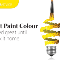DIY Advice Choosing your paint colour